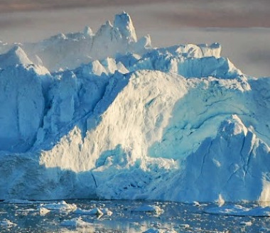 Greenland Ice Sheet (photo credit: Matt Hoffman)