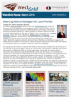 WestGrid Newsletter March 2014